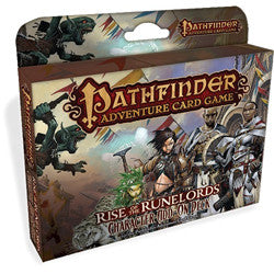 "Pathfinder Adventure Card Game: ""Rise Of The Runelords"" Character Add-On Deck"