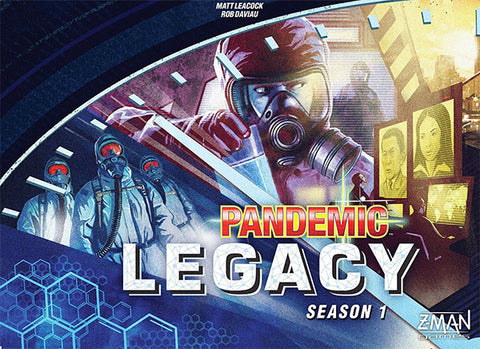 Pandemic Legacy Blue Box