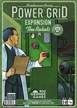 Power Grid Expansion - The Robots