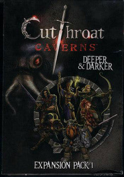 Cutthroat Caverns Deeper Darker Expansion