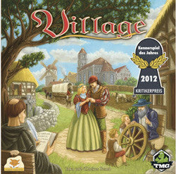 Village Board Game