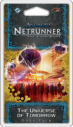 Android Netrunner LCG: The Universe of Tomorrow