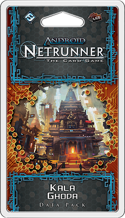 "Android Netrunner LCG: ""Kala Ghoda"" Data Pack"