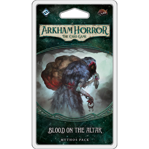 Arkham Horror: The Card Game – Blood on the Altar – Mythos Pack