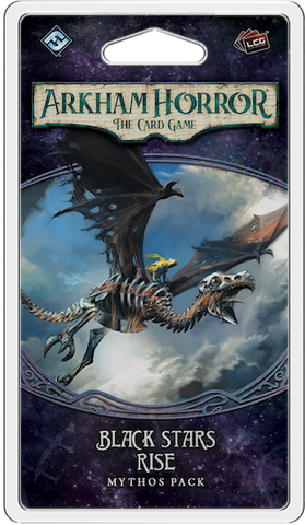 Arkham Horror: The Card Game – Black Stars Rise – Mythos Pack