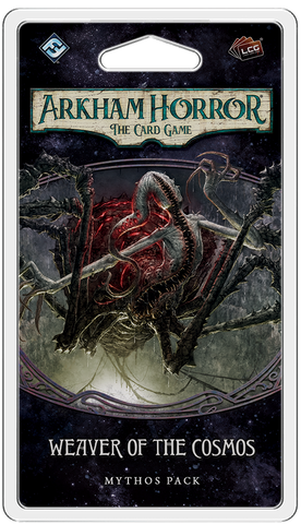 Arkham Horror: The Card Game – Weaver of the Cosmos: Mythos Pack