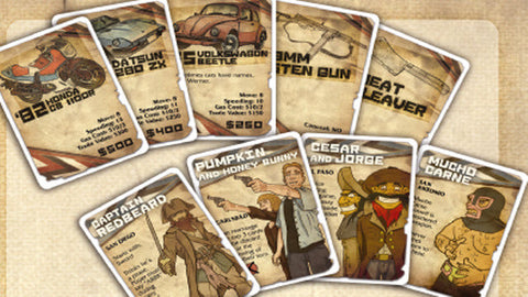 Banditos Card Game