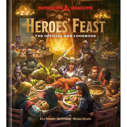 Dungeons & Dragons - Heroes Feast: The Official D&D Cookbook