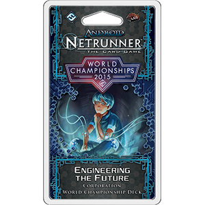2015 Android: Netrunner World Champion Corp Deck