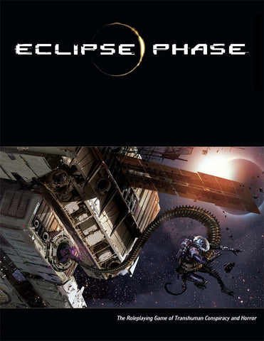 Eclipse Phase - Core Rule Book