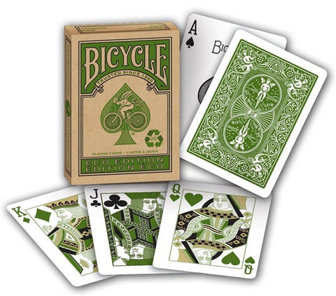 Bicycle Playing Cards Eco Edition
