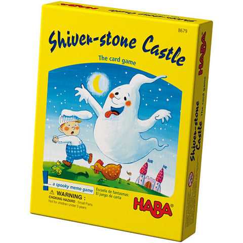 Shiverstone Castle Card Game