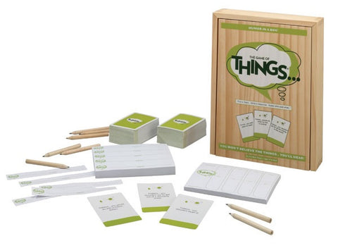 The Game of Things...- 10th Anniversary Edition
