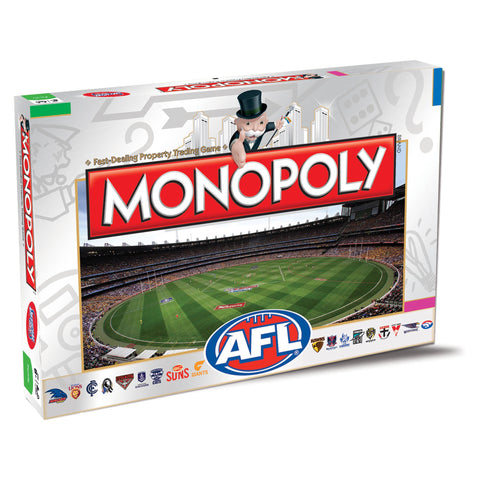 Monopoly AFL Edition