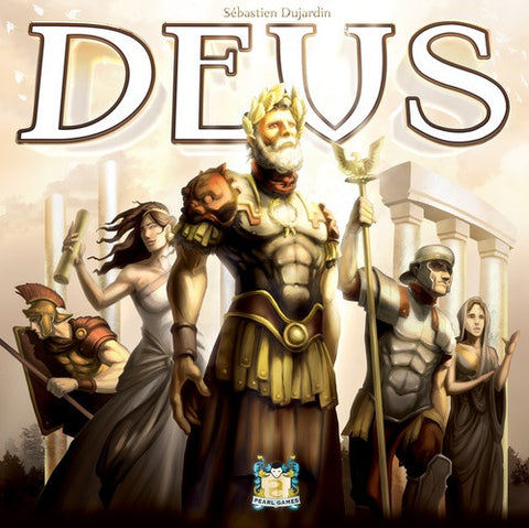 Deus - Second Hand