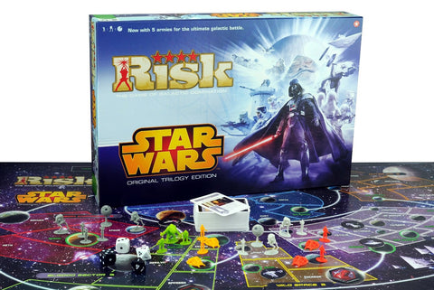 Risk Star Wars Edition