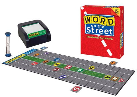 Word On The Street Game