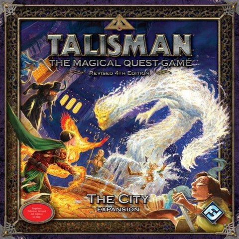 Talisman : The City Expansion - Second Hand