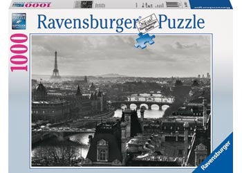 Ravensburger 1000pc Jigsaw - Paris by the Seine