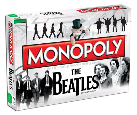 Monopoly The Beatles Edition