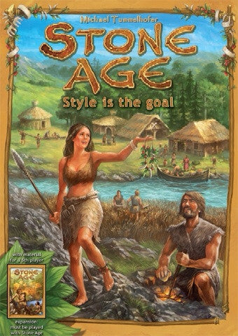Stone Age - Style Is The Goal