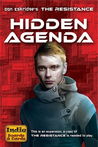 The Resistance: Hidden Agenda