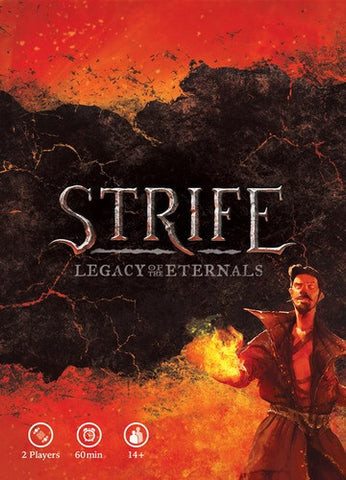 Strife: Legacy of the Eternals - Second Hand