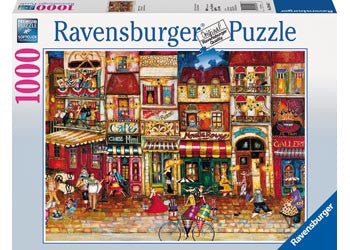Ravensburger 1000pc Jigsaw - Streets Of France