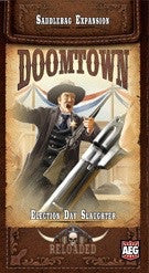 Doomtown: Reloaded #3 Election Day Slaughter