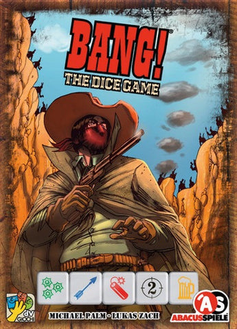 Bang! The Dice Game - Second Hand