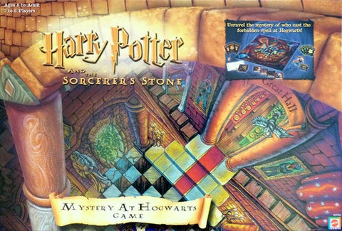 Harry Potter: Mystery at Hogwarts Game - Second Hand