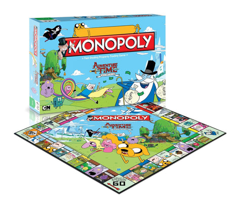 Monopoly Adventure Time Edition