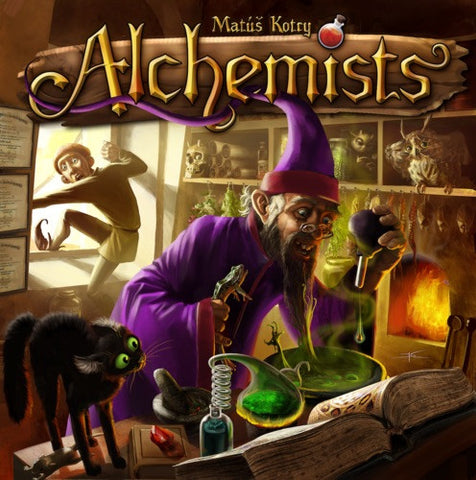Alchemists - with Promo card Ring of Favor