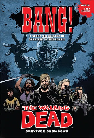 Bang! Walking Dead Edition