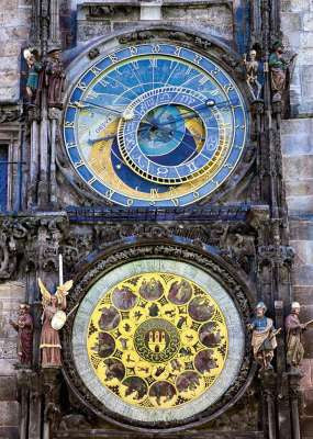 Ravensburger 1000 Piece - Astronomical Clock