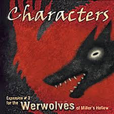 Werewolves Expansion Characters