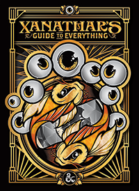 Xanathar's Guide to Everything - Limited Edition Alt Art Cover - Pre-Order