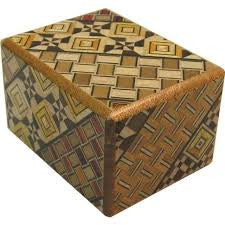7 Step Japanese Puzzle Box