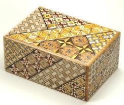 10-step Japanese Puzzle Box