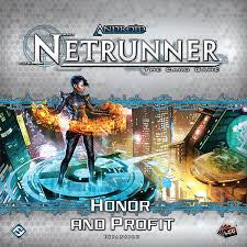"Android Netrunner Lcg: ""Honor & Profit"" Expansion"