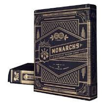 Theory 11 Monarchs Playing Cards