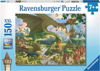 Ravensburger 150 Piece Jigsaw - Dragon Voyage