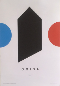 Omiga - Due in store 29/11/17 shipped direct from Essen.