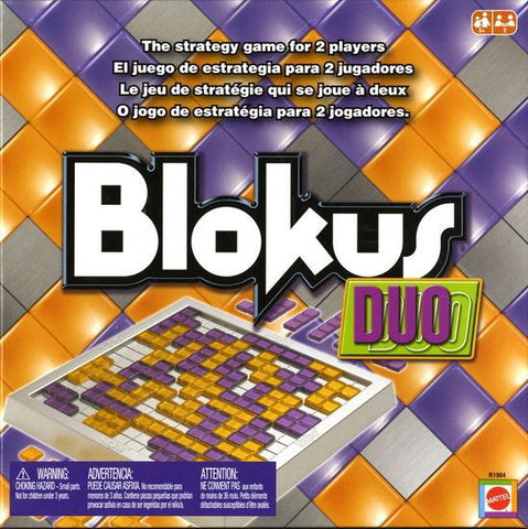 Blokus Duo - Second Hand