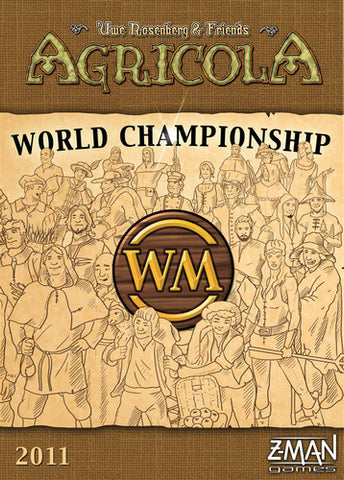 Agricola: World Championship Deck – 2011