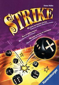 Strike - French Edition, English Rules.**