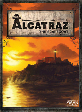 Alcatraz - The Scapegoat - Second Hand