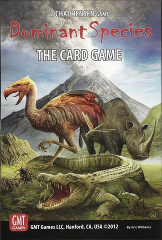 Dominant Species: The Card Game - Second Hand