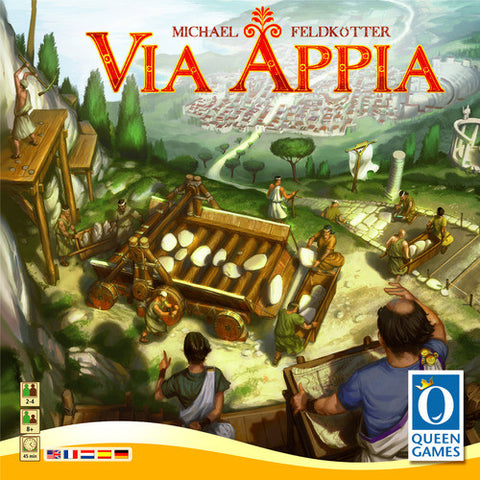 Via Appia - Second Hand
