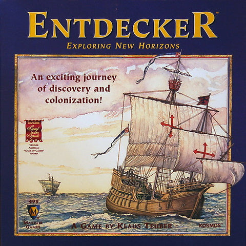 Entdecker: Exploring New Horizons - Second Hand
